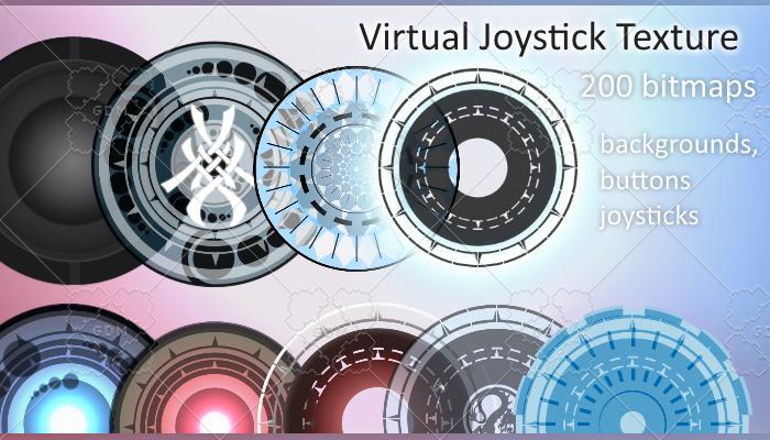Virtual Joystick Textures – CryzardesGUI