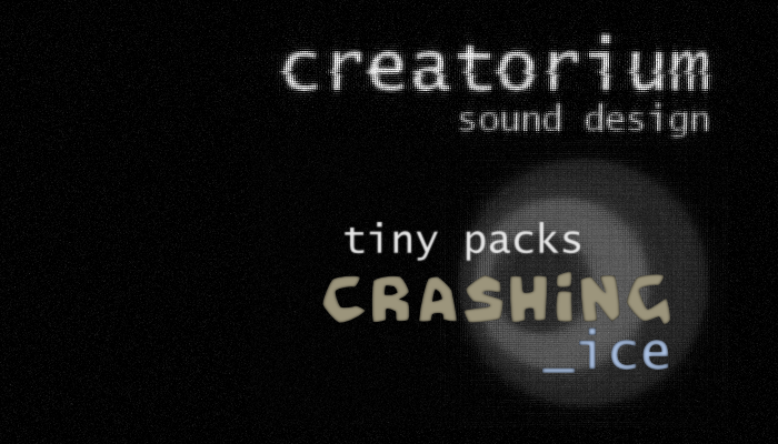 Creatorium tiny packs – Crashing ice