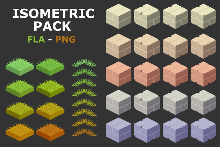Isometric Pack 1