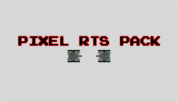 Pixel RTS Pack