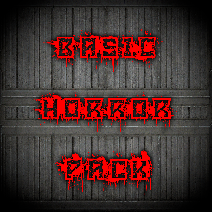 Basic Horror Pack