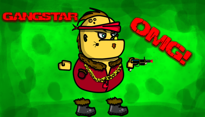 Fatty gangstar