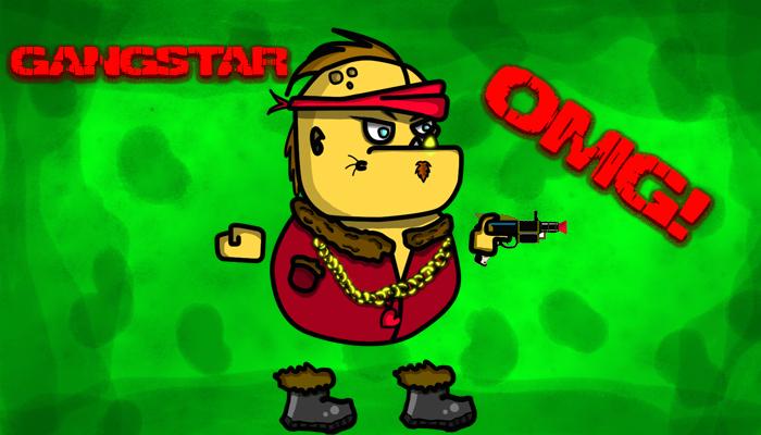 Fatty gangstar