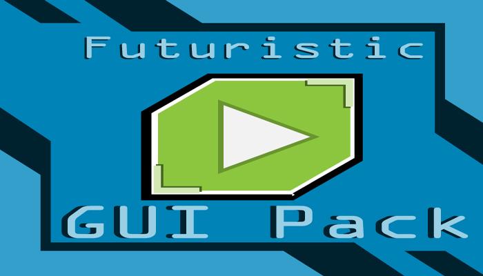 Futuristic GUI Pack