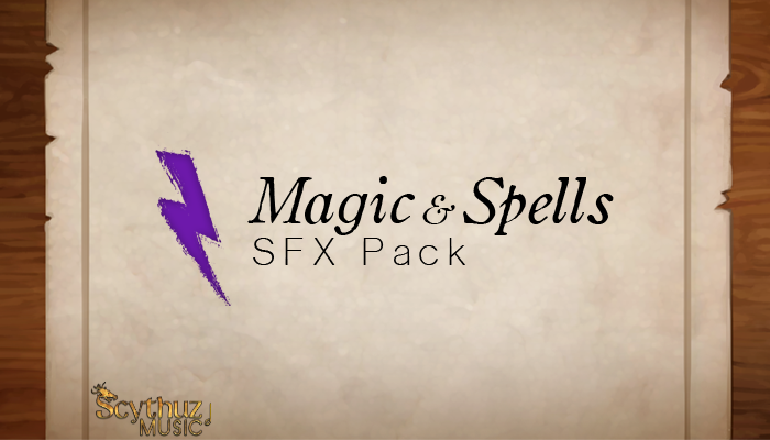 Magic and Spells SFX Pack