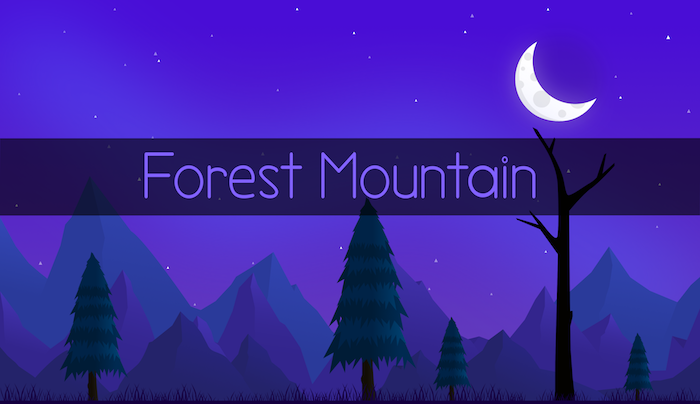 Forest Mountain