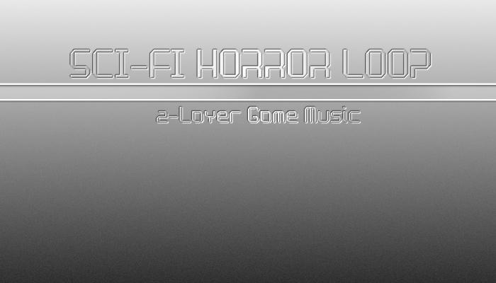 Sci-Fi Horror Loop 01