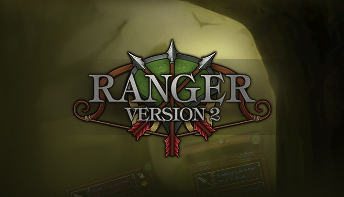 Ranger RPG GUI