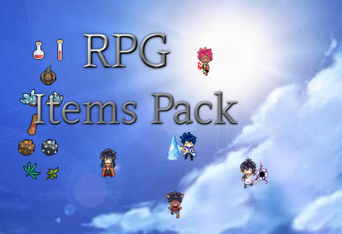 Avid's RPG Item Pack