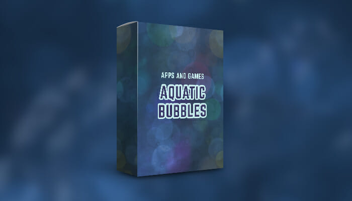 Apps and Games Aquatic Bubbles