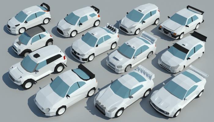 Small Cars – WRC