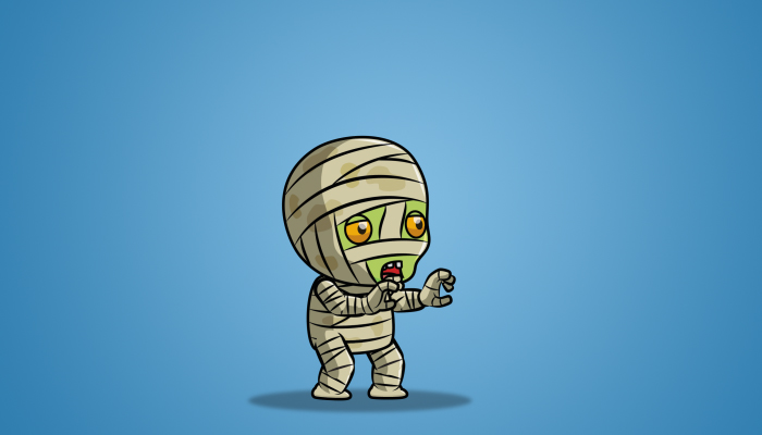 Tiny Mummy 01