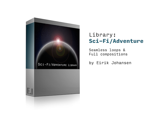 Sci-Fi/Adventure Megapack