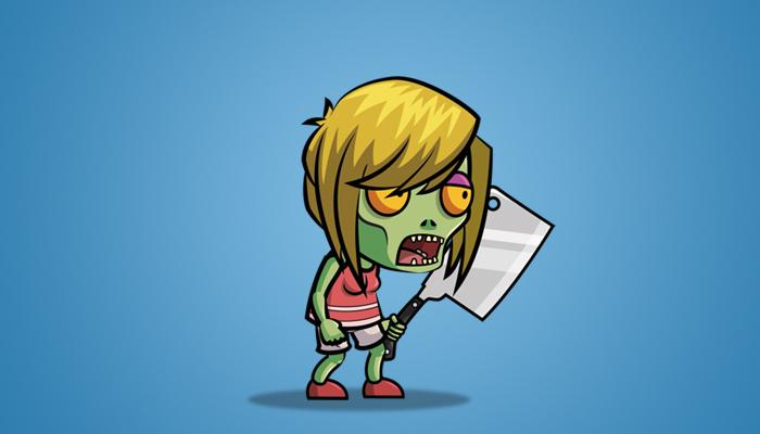Zombie 03