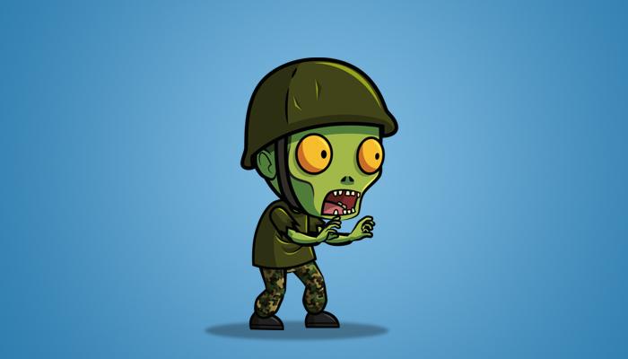 Zombie 04