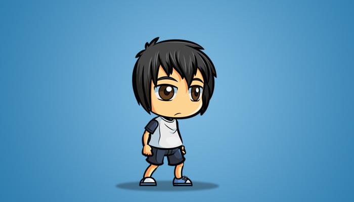 The Adventurous Boy 01