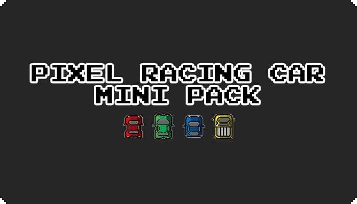 Pixel Racing Car Mini Pack