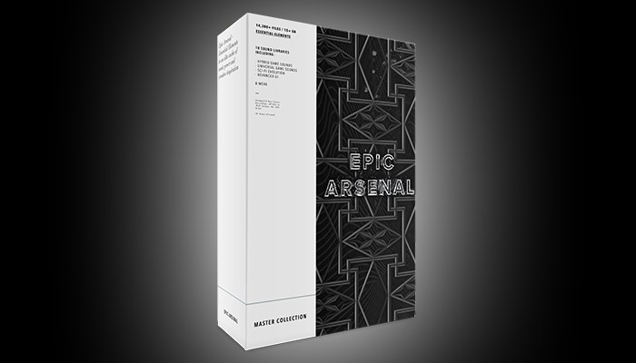 Epic Arsenal Essential Elements