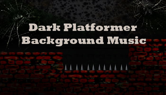 Platformer Background Music -dark