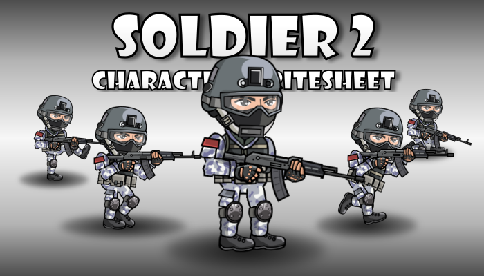 Soldier Character 2