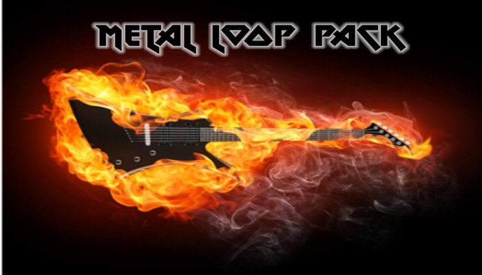 Metal Loops (15 audio tracks)