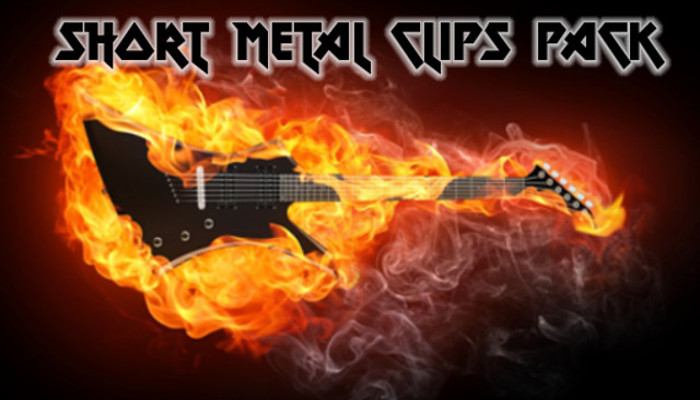 Metal Stingers (33 audio clips)
