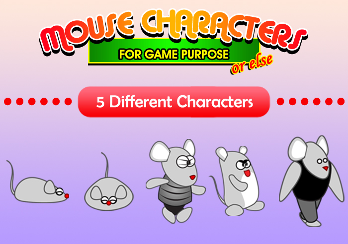 Mouse Characters