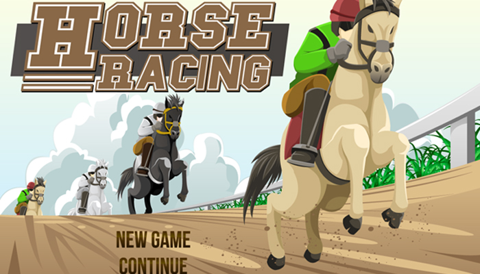 Horse Racing Game Assets