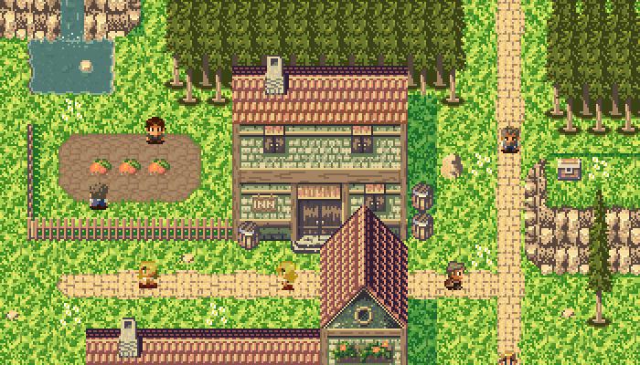 Tiny RPG Town