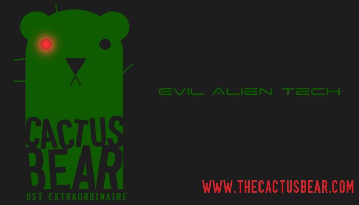 Evil Alien Tech Sound Pack