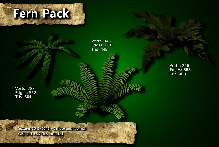 Fern Pack