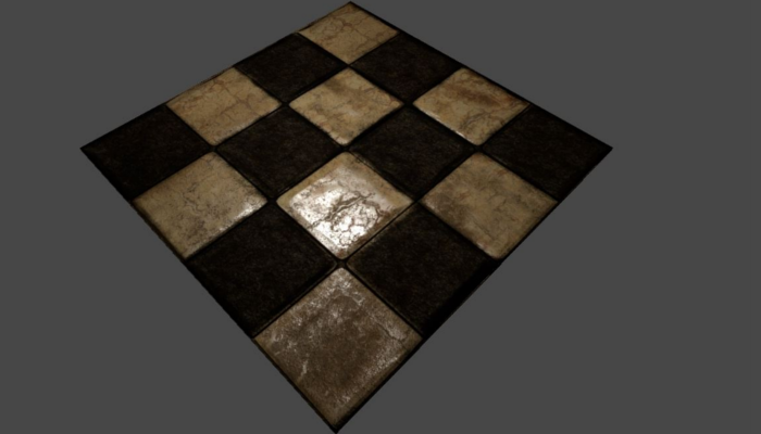 Tileable floor texture