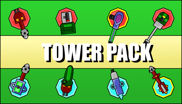Interchangable Turret Pack