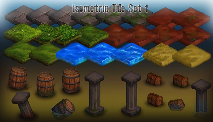 Isometric Tiles