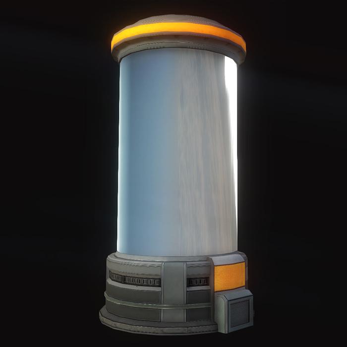 Cryo Tube