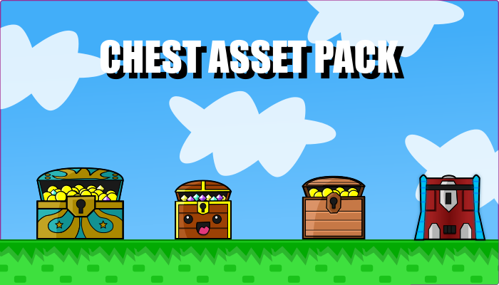 Treasure Chest Asset Pack