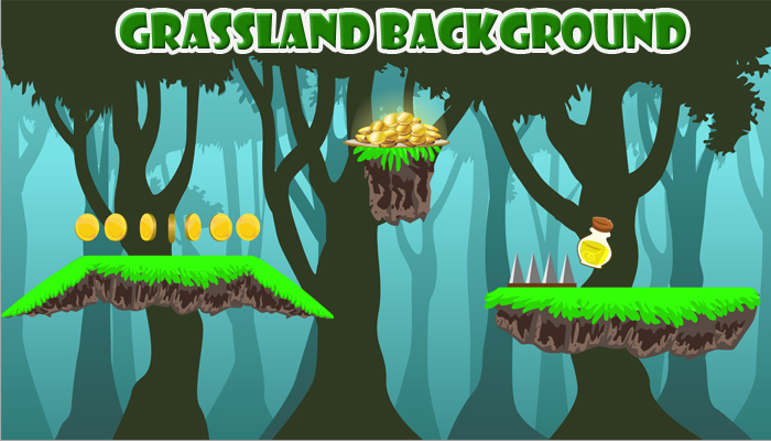 Grassland Background
