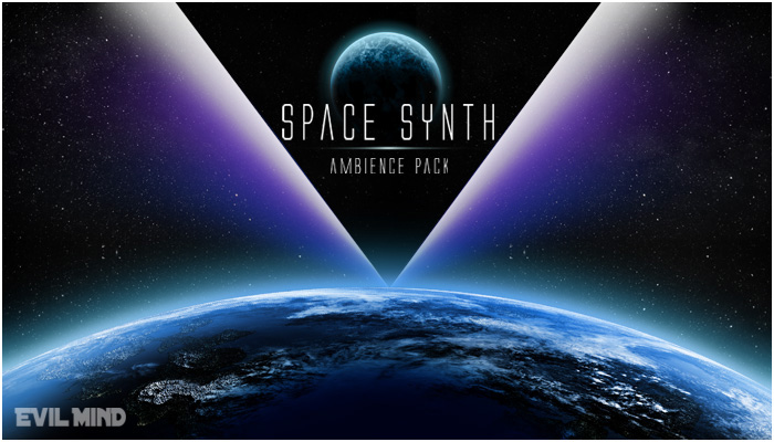 Space Synth Ambience Pack