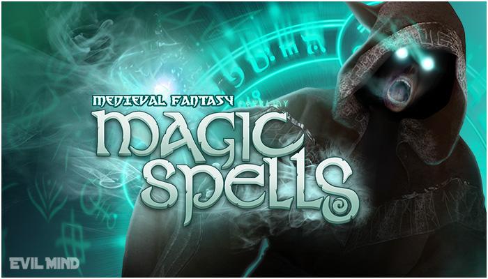 Magic Spells SFX Bundle