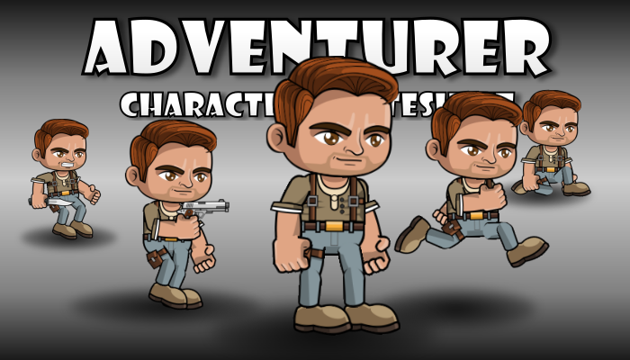 Uncharted Adventurer