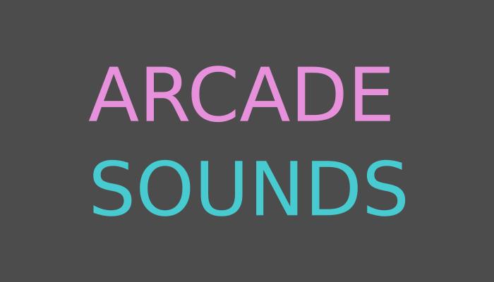 Arcade Sounds
