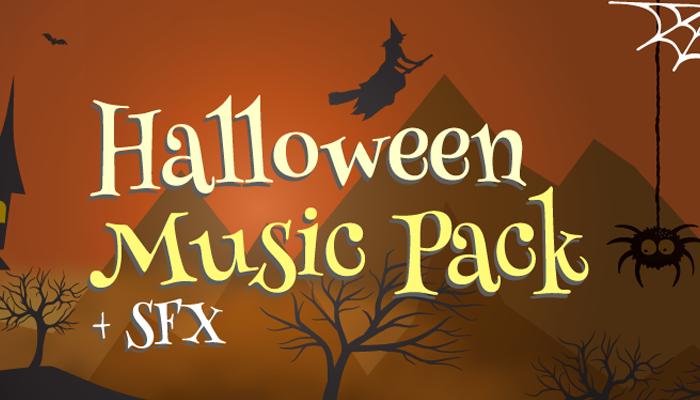 Halloween Music/SFX Pack