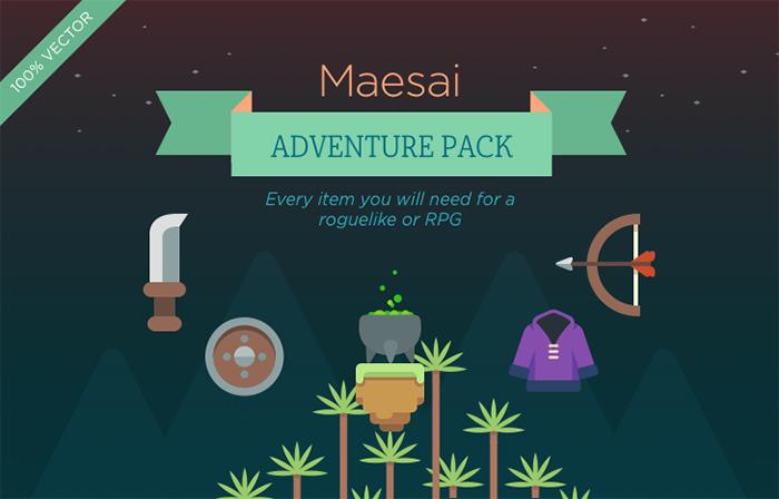 Maesai Adventure Pack