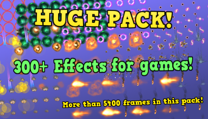 300 Effects!
