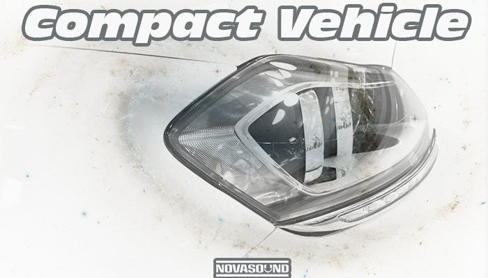 Compact Vehicle – Car and Automobile FX – Nova Sound