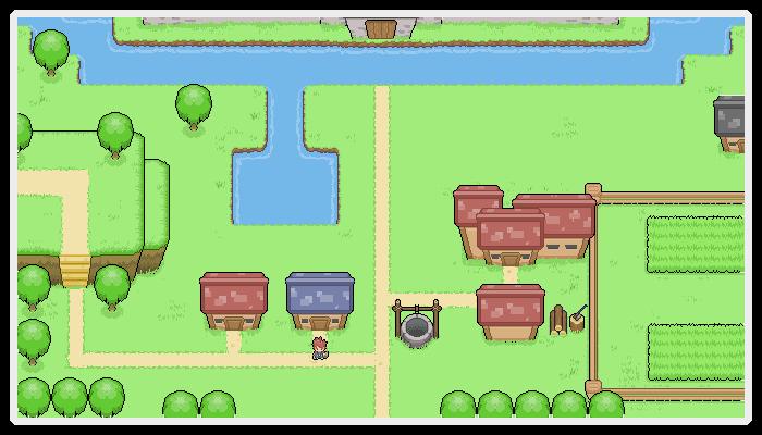 Revangale's RPG/Adventure Grassland Tileset