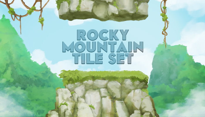 Rocky Mountain Tile Set
