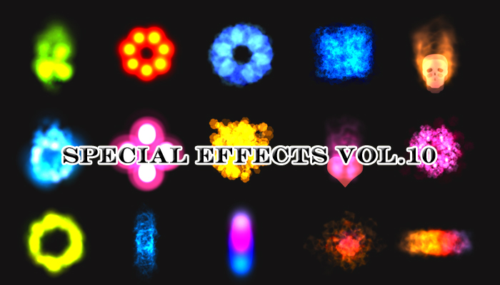 Special Effects Vol.10