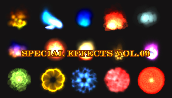 Special Effects Vol.09