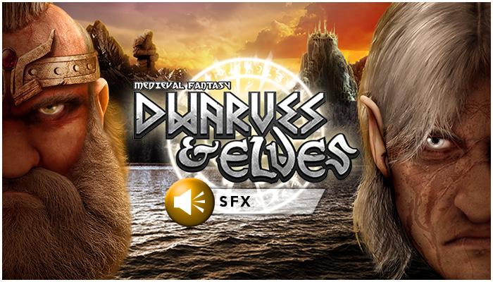 Dwarves and Elves SFX Pack